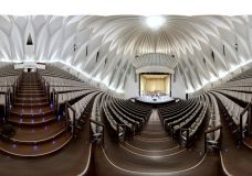 Auditorio de Tenerife. Interior.